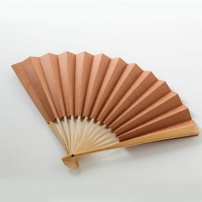 Kakishibu Folding Fan